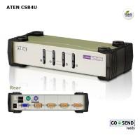 ATEN KVM Switch PS/2-USB 4-Port (CS84U)