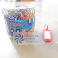 Key Ring JOYKO KR8 Gantungan Kunci Label 50pcs
