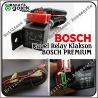 Kabel Set Relay for Klakson Mobil RX-BOSCH Original