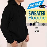 Sweater Hoodie/ Hoodie Jumper/ Sweater Kupluk - XXL