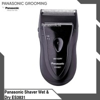 Panasonic Shaver ES 3831K Alat Cukur Wet and Dry