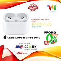 Apple Airpods Airpod 2 Pro 2019 With Charger Wireless Charging Case - PRO