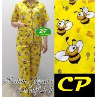 Piyama Murah - CP / Katun jepang / Baju Tidur / Bee