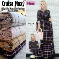 Gamis Maxi Baju Muslim Wanita Cruisa Busui