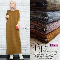 Baju Muslim Wanita Gamis Maxi Pyta Busui