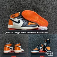 Air Jordan 1 High Satin Shattered Backboard