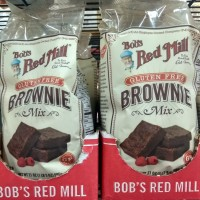 Brm gluten free brownies mix (muffin mix)