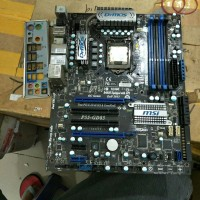 mainboard msi p55 gd85 procsesor core i5-750 1156
