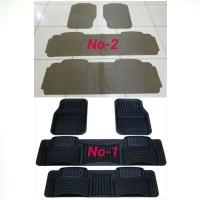 Karpet Mobil All New BRIO RS SATYA karet IMPORT 3 Baris UNIVERSAL