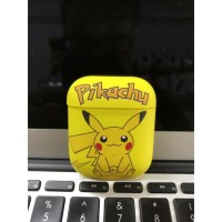 AIRPODS HARD CASE COVER MOTIF KARTUN POKEMON LUCU FULL BODY PROTECTION