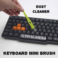 Portable Mini Brush For Keyboard PC LAPTOP Dust Cleaner Pembersih PC