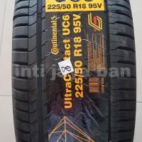 Ban Mobil Trex Alphard Innova 225/50 R18 Continental UC6