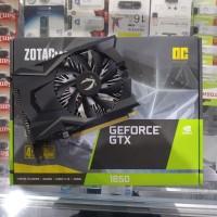 VGA Card Zotac Gaming GeForce GTX 1650 4GB DDR5 OC Edition GTX1650
