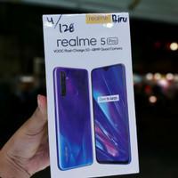 Realme 5 pro 4/128 baru garansi resmi