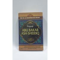 Biografi Abu Bakar Ash-Shidiq ( old cover )