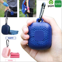 Handuk dingin Olahraga Gym Travel Microfiber Quick dry Magic Towel