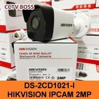 HIKVISION IPCAM DS-2CD1021-I 2MP / IP KAMERA OUTDOOR CCTV 1080P