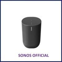 Sonos Move Smart Portable Wi-Fi and Bluetooth Speaker - Black