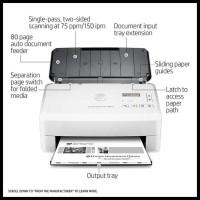 Promo Spesial Hp Scanjet Enterprise Flow 7000 S3 Sheet Feed Scanner