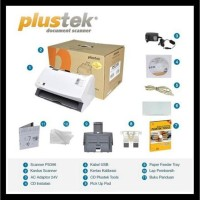 Kualitas No 1 Scanner Plustek Ps396 Smart Office Duplex 30Ppm Ps-396