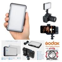Godox LED M150 Video Light Lampu LEDM150 Vlog Smartphone Lighting tube