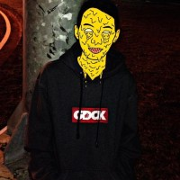 Jaket Hoodie Jumper Sweater GDCK GOOD LUCK polos custom obral Murah