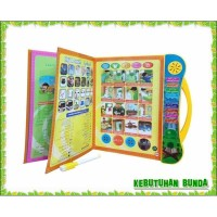 BUKU PINTAR EBOOK 3 BAHASA E BOOK 3 BAHASA MAINAN ANAK EBOOK SMART BOO