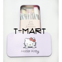 ID Kuas Make Up Hello Kitty Isi 7 Pcs
