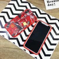 Case Iphone X6 6 Plus 7 7Plus 8 8plus X Xsmax Casing Pelindung Bahan S