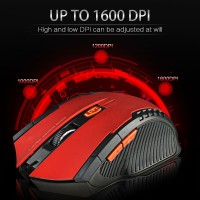Fantech Gaming Mouse Wireless 2000 DPI - W4