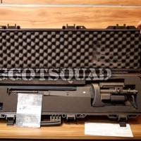 S&T ST PGM Mini Hecate .338 Gas Rifle (GAS - BLACK)