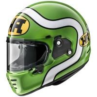 Arai SNI RAPIDE-NEO HA GREEN Original Helm Full Face - GREEN