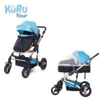 Stroller KURU Tour Series   Kereta Dorong Pram Baby Carrier Bayi