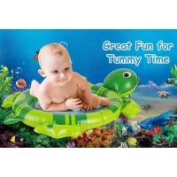 Water Playmat Turtle   Splash Matras Air Bayi Kura Kura