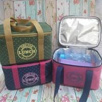 Tas Bekal Makan Besar / Lunch Bag Korea Size Yooyee Besar