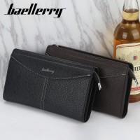 Handbag Leather Pria / Clutch Pria / Wallet Kulit Baellerry BL080