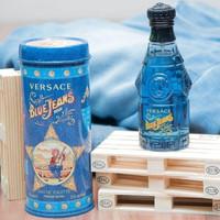 Parfum Original Versace Blue Jeans 75ml Ori Reject Non Box - AWET