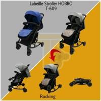 Labeille Stroller HOBRO T-609 - Kereta Dorong Bayi