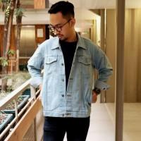 Jaket Jeans | Jaket Denim | Jaket Levis Pria Bioblitz