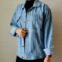 Jaket Jeans Cewek| Jaket Denim | Jaket Wanita Bioblitz