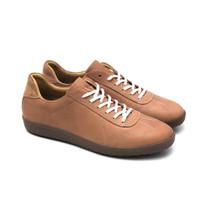 VOYEJ Adler Leather Sneaker - Natural