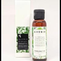 Minyak Kemiri Avenir. Premium Quality. Candlenut/Kukui oil. Tanpa Bau.