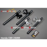Stang Jepit WR3 ZX25R ZX 25 R Clip On Underyoke 51mm