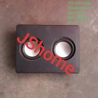 DIY Kit Audio Speaker Bluetooth Box Mini Uk Speaker 4 cm Siap Rakit