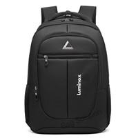 Luminox Tas Ransel Laptop Tas Pria Wanita Backpack 15 Inch (bag Cover)