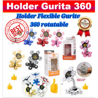 CAR HOLDER KARET GURITA / HOLDER HANDPHONE PEREKAT HP CUMI PREMIUM VIP