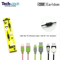 EARLDOM Kabel Iphone 5 5s 6 6 7 7 Kabel Charger Iphone Apple ET125