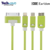 Earldom Kabel Charger Universal Phone 5in1 ET-605