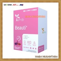 Youvit Gummy Multivitamin Beauti+ Beauti Beauty 1 Box (Isi 6 Sachet)