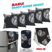Sarung Bantal Sofa, Taplak Meja, Sarung Galon, Sarung kulkas - PSH18